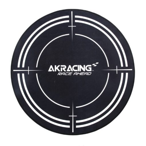 AKRacing FloorMat Black 1