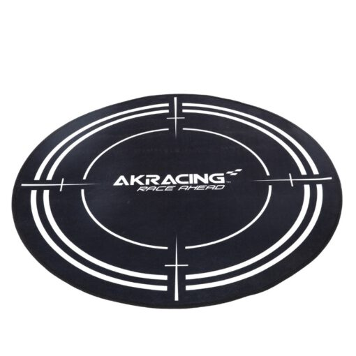 AKRacing FloorMat Black 4