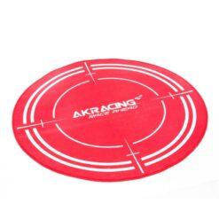 AKRacing Floormat Red 1