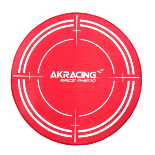 AKRacing Floormat Red 2