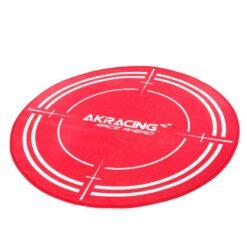 AKRacing Floormat Red 4