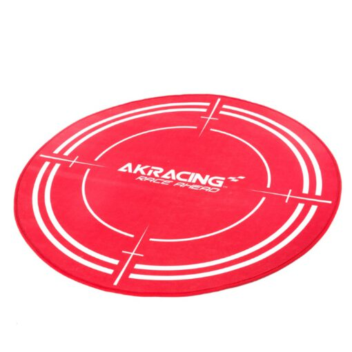 AKRacing Floormat Red 4