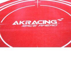 AKRacing Floormat Red 5