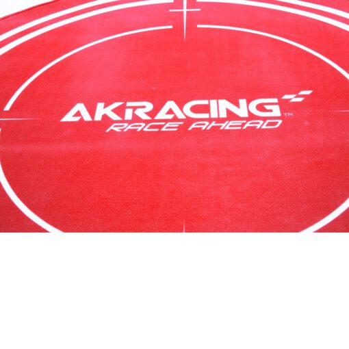 AKRacing Floormat Red 5