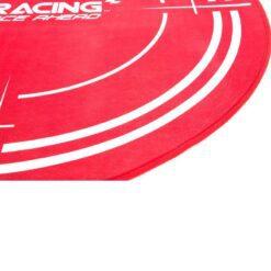 AKRacing Floormat Red 6