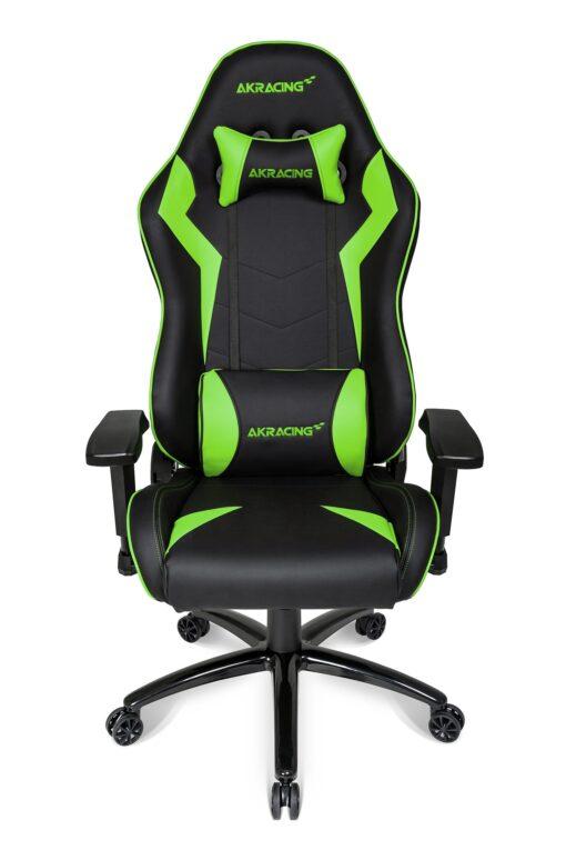 AKRacing Octane Gaming Chair Green K702B 5