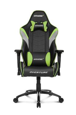 AKRacing Overture Gaming Chair Green K601O 1