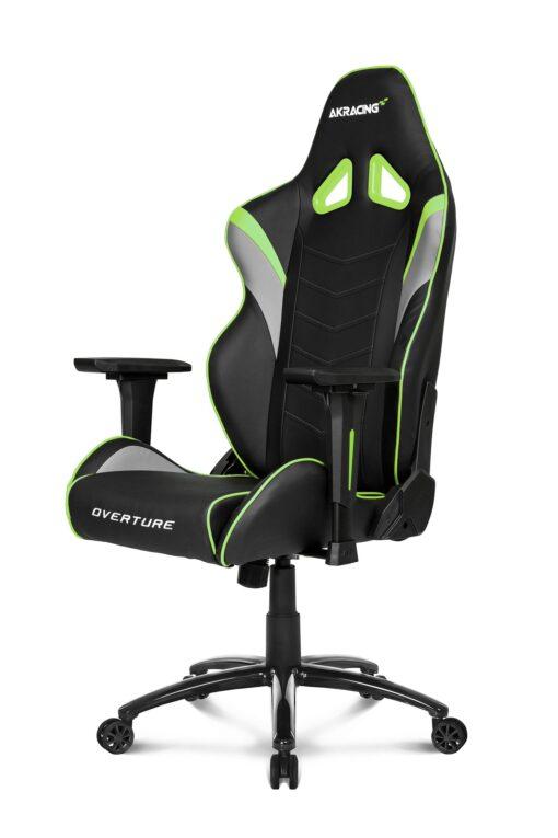 AKRacing Overture Gaming Chair Green K601O 2