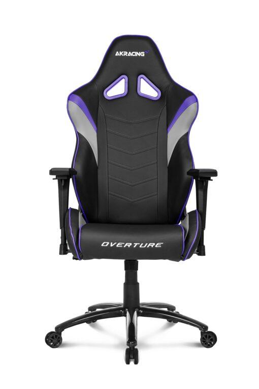 AKRacing Overture Gaming Chair Indigo K601O 2