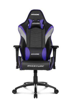 AKRacing Overture Gaming Chair Indigo K601O 3