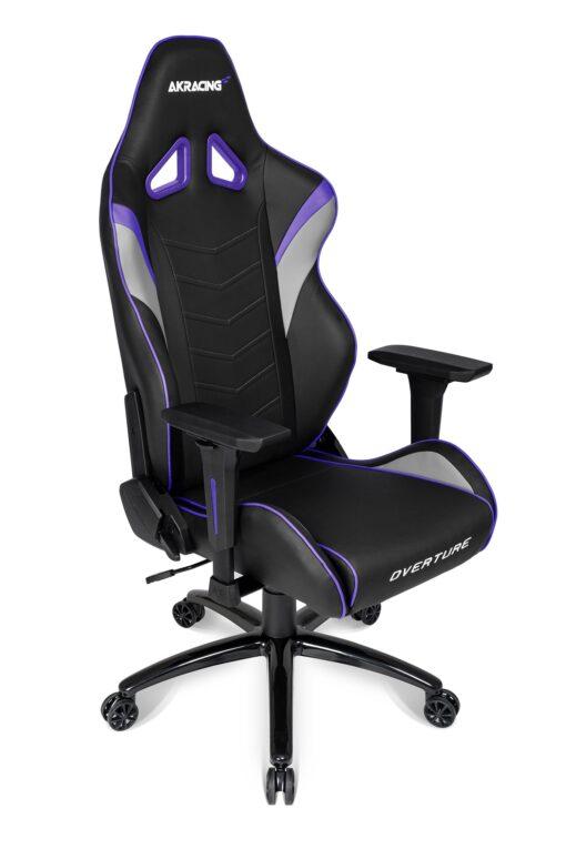 AKRacing Overture Gaming Chair Indigo K601O 5