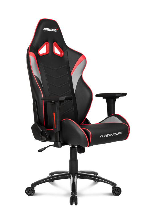 AKRacing Overture Gaming Chair Red K601O 4