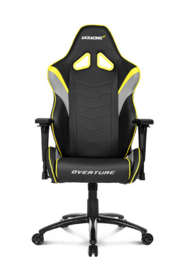 AKRacing Overture Gaming Chair Yellow K601O 1