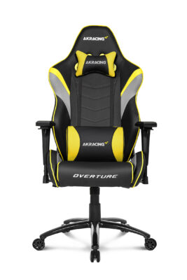AKRacing Overture Gaming Chair Yellow K601O 2