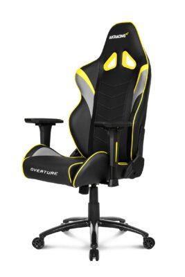 AKRacing Overture Gaming Chair Yellow K601O 3