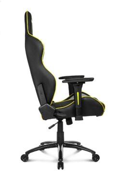 AKRacing Overture Gaming Chair Yellow K601O 4