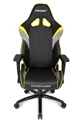 AKRacing Overture Gaming Chair Yellow K601O 5