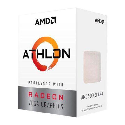 AMD Athlon Series With Vega 1