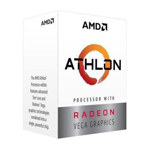 AMD Athlon Series With Vega 2