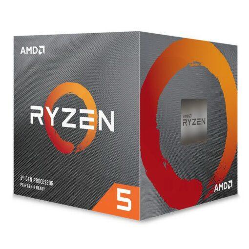 AMD Ryzen 5 3000 Series with Wraith Spire 1