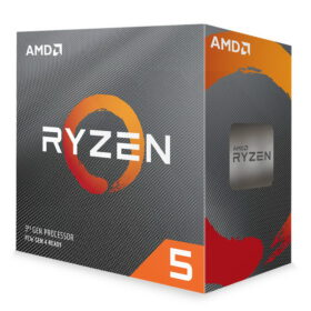 AMD Ryzen 5 3000 Series with Wraith Stealth 1