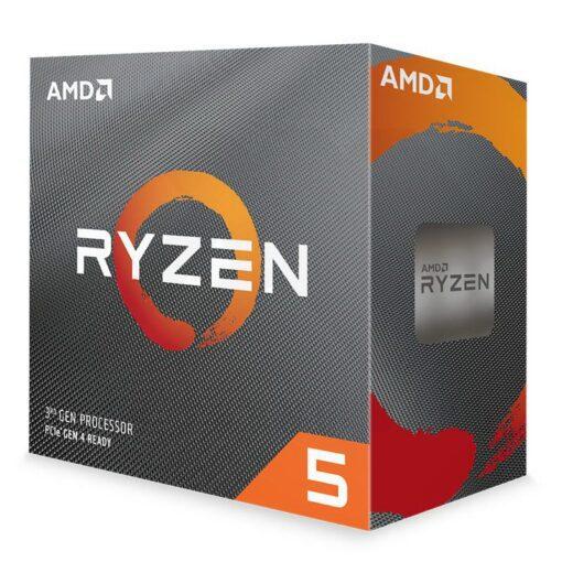 AMD Ryzen 5 3000 Series with Wraith Stealth 1