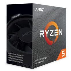 AMD Ryzen 5 3000 Series with Wraith Stealth 2
