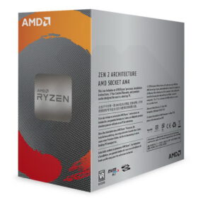 AMD Ryzen 5 3000 Series with Wraith Stealth 3