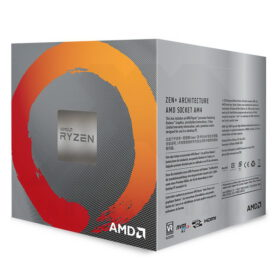 AMD Ryzen 5 Radeon 3000 Series with Wraith Spire 3
