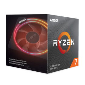 AMD Ryzen 7 3000 Series with Wraith Prism 2