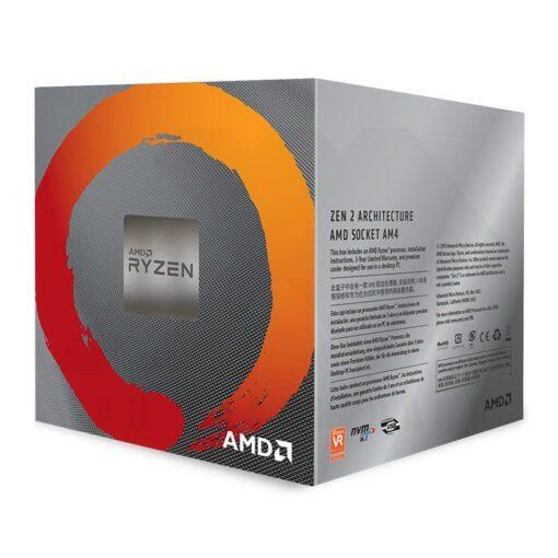 AMD Ryzen 7 3000 Series with Wraith Prism 3