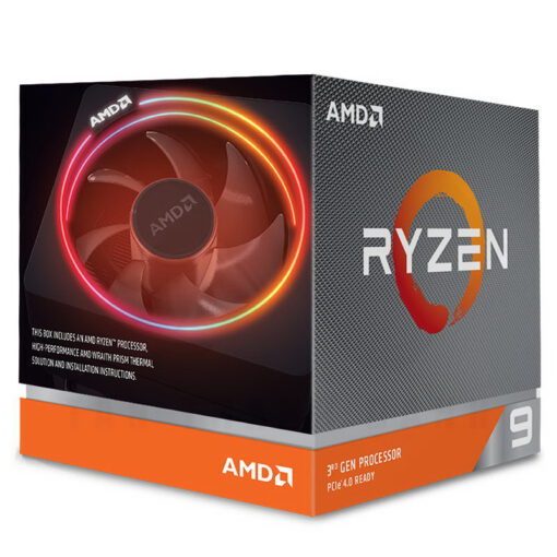 AMD Ryzen 9 3000 Series with Wraith Prism 2