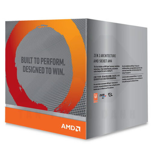 AMD Ryzen 9 3000 Series with Wraith Prism 3