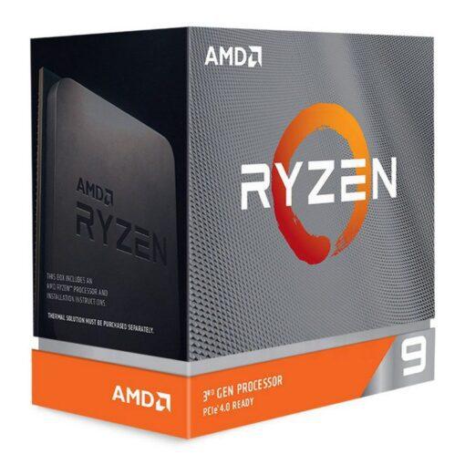 AMD Ryzen 9 No Fan