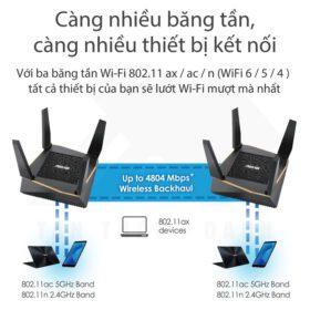 ASUS AiMesh AX6100 WiFi System RT AX92U 2 Pack 2019 08 5