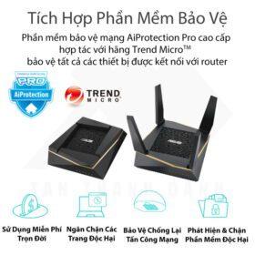 ASUS AiMesh AX6100 WiFi System RT AX92U 2 Pack 2019 08 6