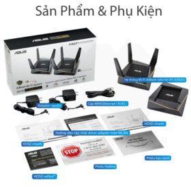 ASUS AiMesh AX6100 WiFi System RT AX92U 2 Pack 2019 08 8