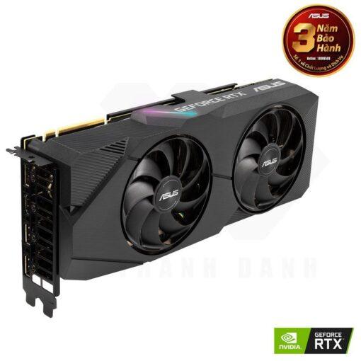 ASUS Dual GeForce RTX 2070 SUPER OC Edition EVO 8G Graphics Card 3