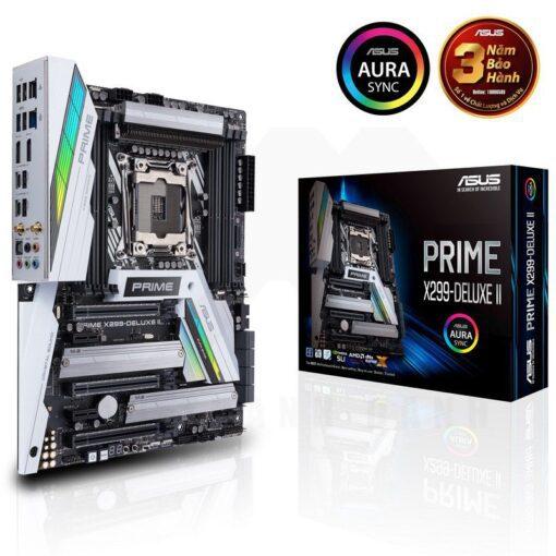 ASUS Prime X299 Deluxe II Mainboard 1