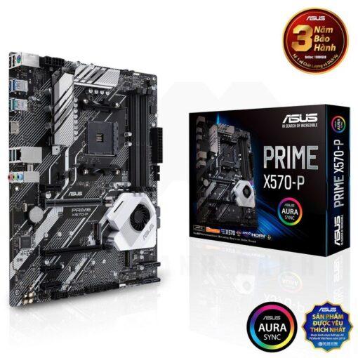 ASUS Prime X570 P Mainboard 1