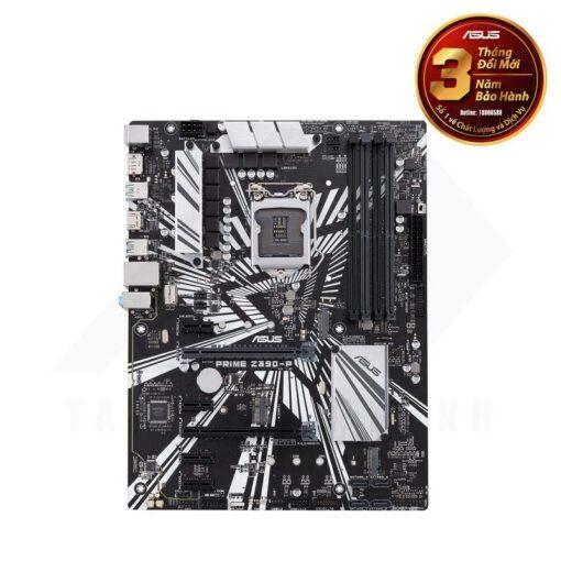 ASUS Prime Z390 P Mainboard 2