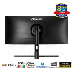 ASUS ProArt PA34VC Professional Curved Monitor 4