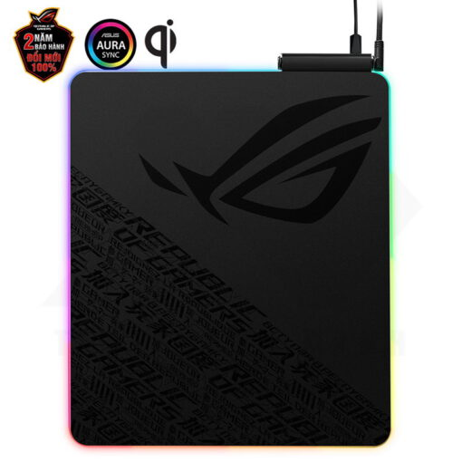 ASUS ROG Balteus Qi Gaming Mouse Pad 2