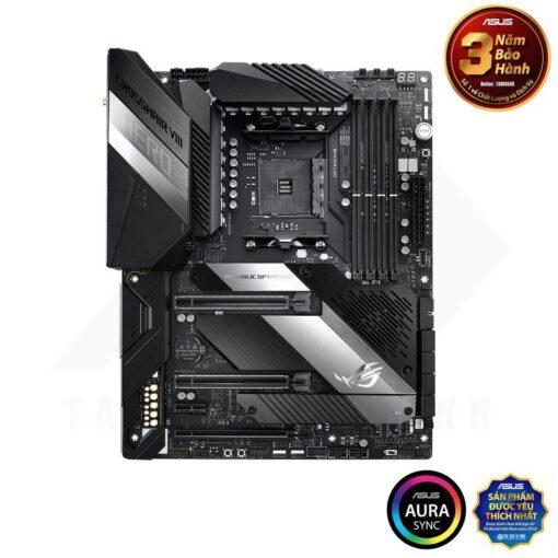 ASUS ROG Crosshair VIII Hero Mainboard X570 Chipset 3