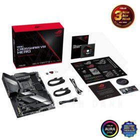 ASUS ROG Crosshair VIII Hero Mainboard X570 Chipset 6