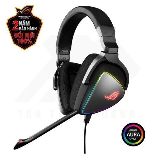 ASUS ROG Delta RGB 7.1 Surround Gaming Headset 1