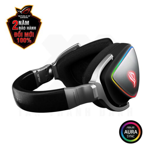ASUS ROG Delta RGB 7.1 Surround Gaming Headset 4