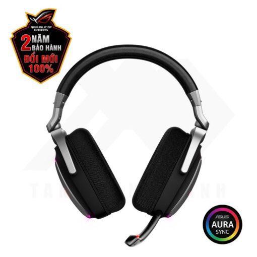 ASUS ROG Delta RGB 7.1 Surround Gaming Headset 7