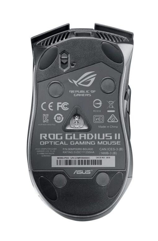 ASUS ROG Gladius II 3