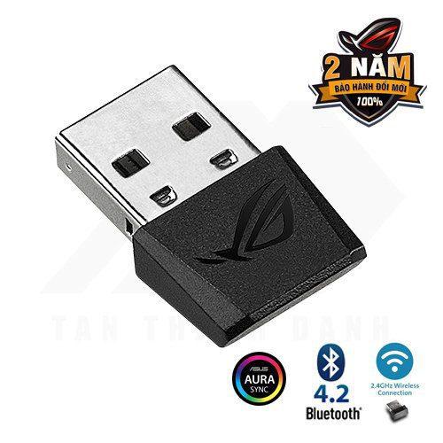 ASUS ROG Gladius II Wireless Gaming Mouse 10